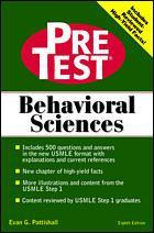 Couverture de l'ouvrage Behavioral sciences: pretest3 self-assessment and review (8th ed )