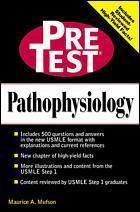 Couverture de l'ouvrage Pathophysiology pretest