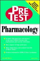 Couverture de l'ouvrage Pharmacology: pretest3 self-assessment and review (9th ed )