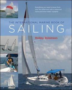 Couverture de l'ouvrage International marines complete book of sailing