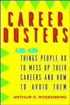 Couverture de l'ouvrage Carreer busters