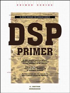 Couverture de l'ouvrage DSP primer (with CD ROM)