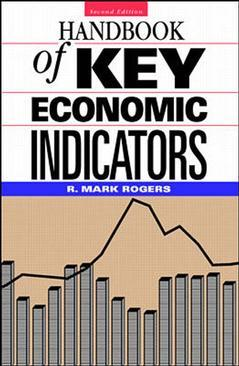 Couverture de l'ouvrage Handbook of key economic indicators, 2nd ed 1998