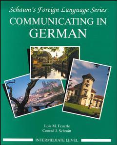 Couverture de l'ouvrage Communicating in german (Advanced level) paper