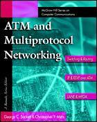 Couverture de l'ouvrage ATM and multiprotocol networking