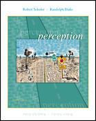 Couverture de l'ouvrage Perception - not available individually (4th ed )