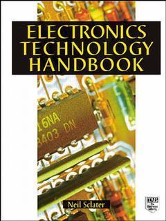 Couverture de l'ouvrage Electronics technology handbook