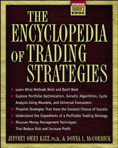 Couverture de l'ouvrage The encyclopedia of trading strategies