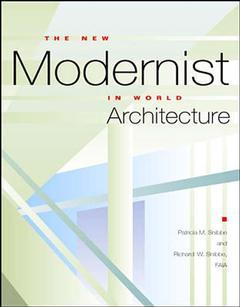 Couverture de l'ouvrage The new modernist in world architecture