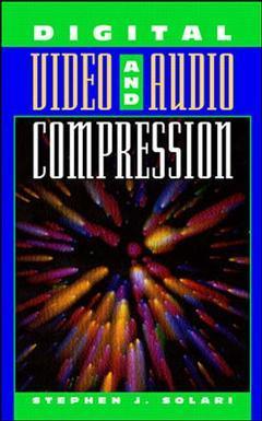 Couverture de l'ouvrage Digital video and audio compression
