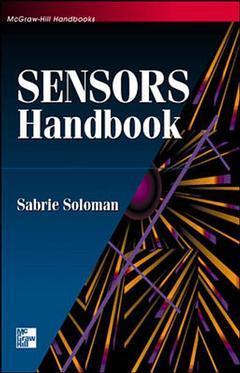 Couverture de l'ouvrage Sensors handbook