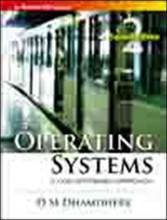 Couverture de l'ouvrage Operating systems: a concept-based approach (2nd ed )