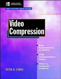 Couverture de l'ouvrage Video compression