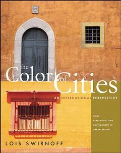 Couverture de l'ouvrage The colour of cities use 0071411720