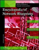 Couverture de l'ouvrage Encyclopedia of network blueprints, 50 blueprints to keep your network running smoothly (paper)