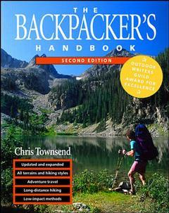 Couverture de l'ouvrage The backpacker's handbook (2nd ed )