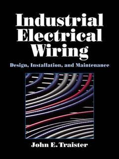 Couverture de l'ouvrage Industrial electrical wiring