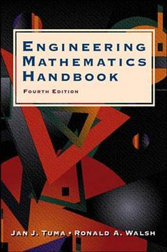 Cover of the book Engineering mathematics handbook (4th ed' 97)