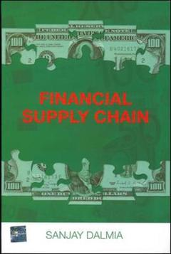 Couverture de l'ouvrage Financial supply chain