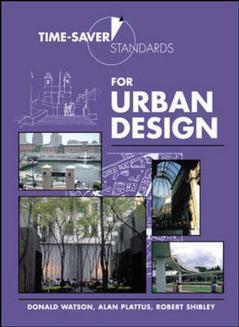 Couverture de l'ouvrage Time-saver standards for urban design