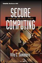 Couverture de l'ouvrage Secure computing