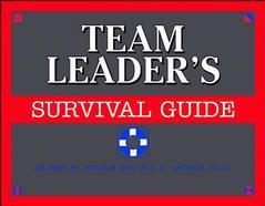 Couverture de l'ouvrage The team leader's survival guide (paper)