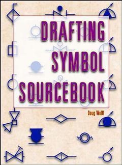 Couverture de l'ouvrage Drafting symbol sourcebook