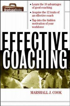 Couverture de l'ouvrage Effective coaching