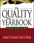 Couverture de l'ouvrage The quality yearbook, 1999 edition