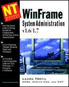 Couverture de l'ouvrage Winframe 1.6 and 1.7 system administration (paper)
