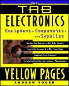 Couverture de l'ouvrage The TAB electronics yellow pages (paper)