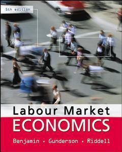 Couverture de l'ouvrage Labour market economics (5th ed )