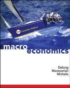 Couverture de l'ouvrage Macroeconomics