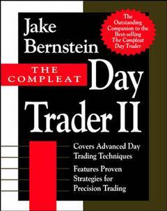 Couverture de l'ouvrage The compleat day trader II