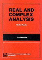 Couverture de l'ouvrage Real and complex analysis(ISE 3rd ed 87)