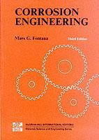 Couverture de l'ouvrage Corrosion engineering, 3rd ed. ISE