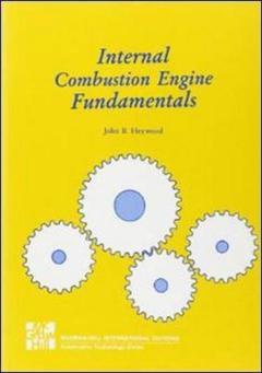 Couverture de l'ouvrage Internal combustion engine : fundamentals (ISE)