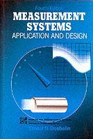 Couverture de l'ouvrage Measurement systems: application and design (4th ed 1990, ISE)