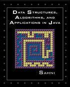 Couverture de l'ouvrage Data structures, algorithms and applications in java