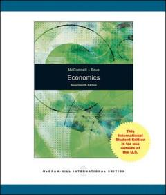 Couverture de l'ouvrage Economics (17th ed )