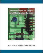 Couverture de l'ouvrage Introduction to logic and computer design