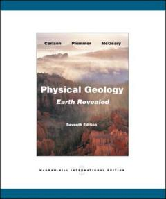 Couverture de l'ouvrage Physical geology: earth revealed (7th ed )