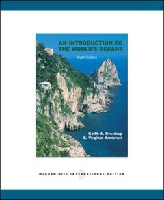 Couverture de l'ouvrage Introduction to the world's oceans (9th ed )