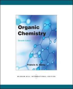 Couverture de l'ouvrage Organic chemistry (7th ed )