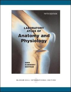 Couverture de l'ouvrage Laboratory atlas of anatomy and physiology (5th ed )