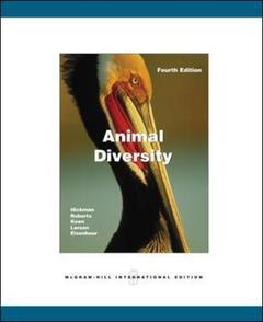 Couverture de l'ouvrage Animal diversity (4th ed )