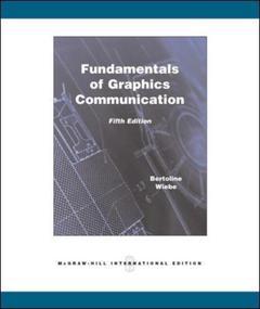 Couverture de l'ouvrage Fundamentals of graphics communication (5th ed )