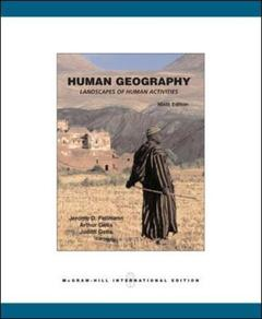 Couverture de l'ouvrage Human geography (9th ed )