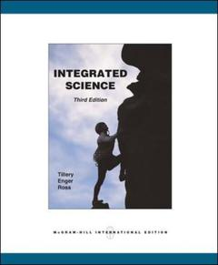 Couverture de l'ouvrage Integrated science (3rd ed )