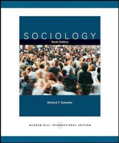 Couverture de l'ouvrage Sociology with powerweb (10th ed )